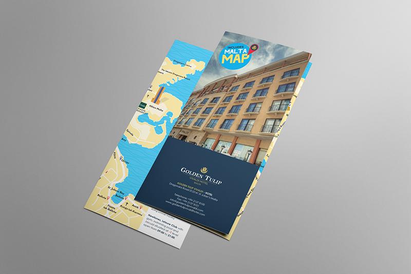 Golden Tulip Vivaldi brochure
