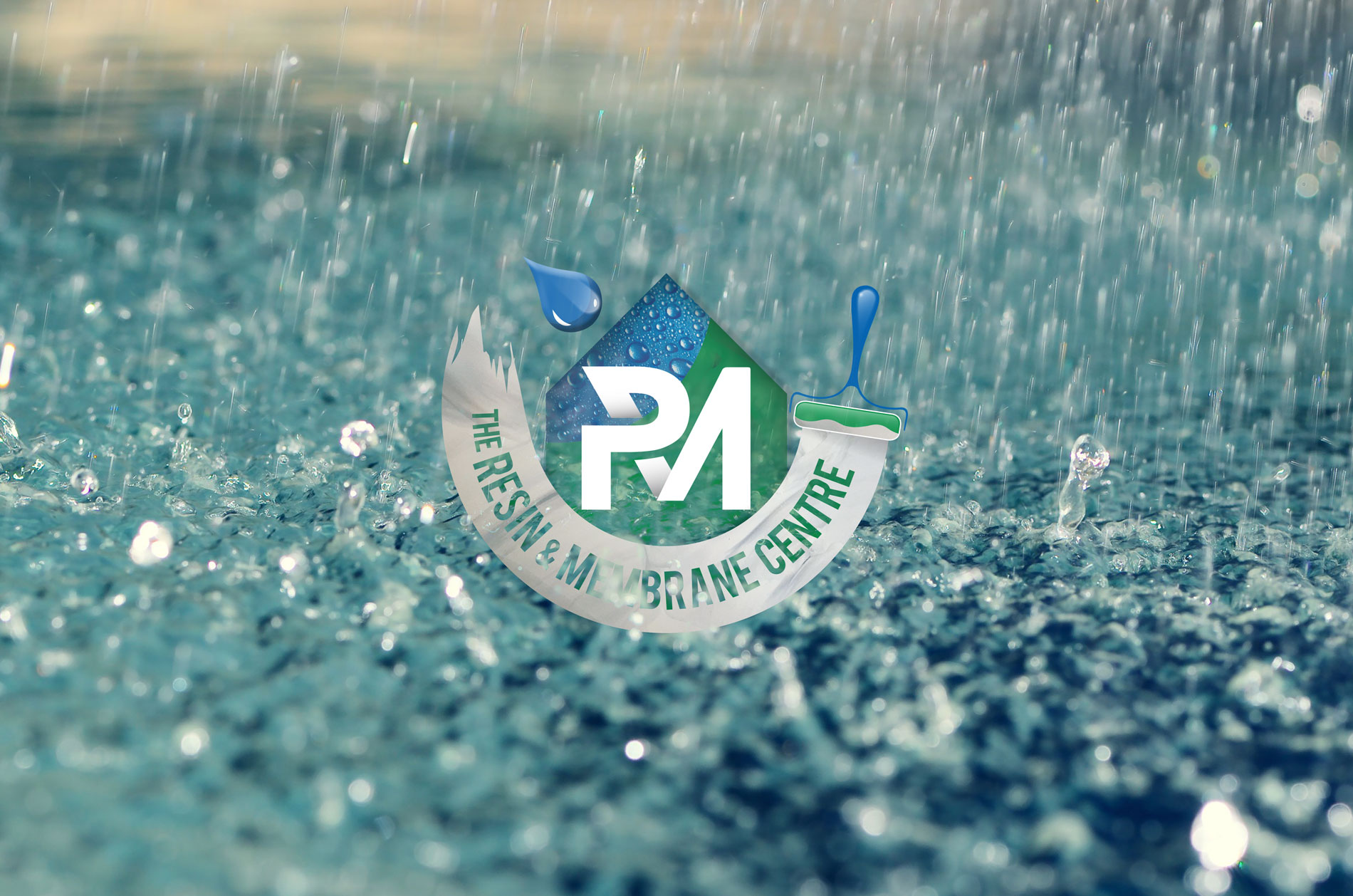 Resin & Membrane Centre logo
