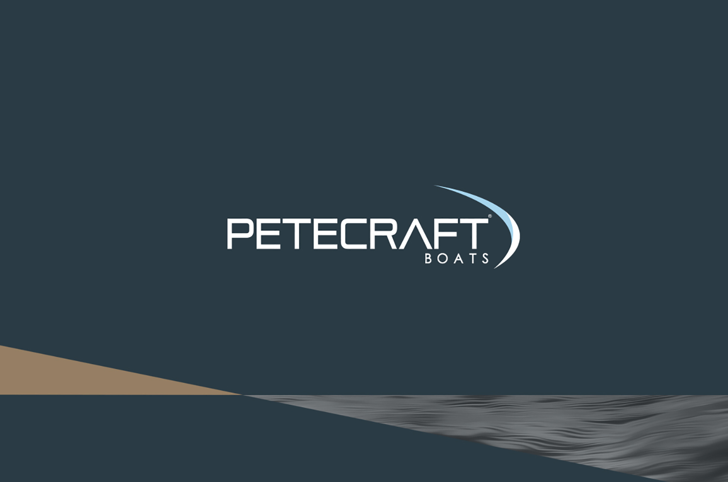 Petecraft boats logo