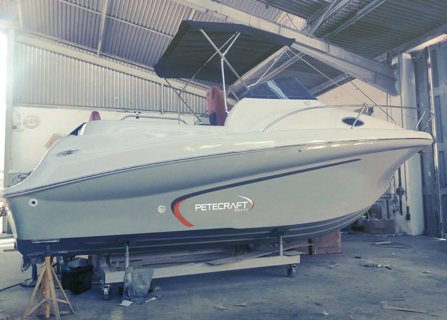 Petecraft boat