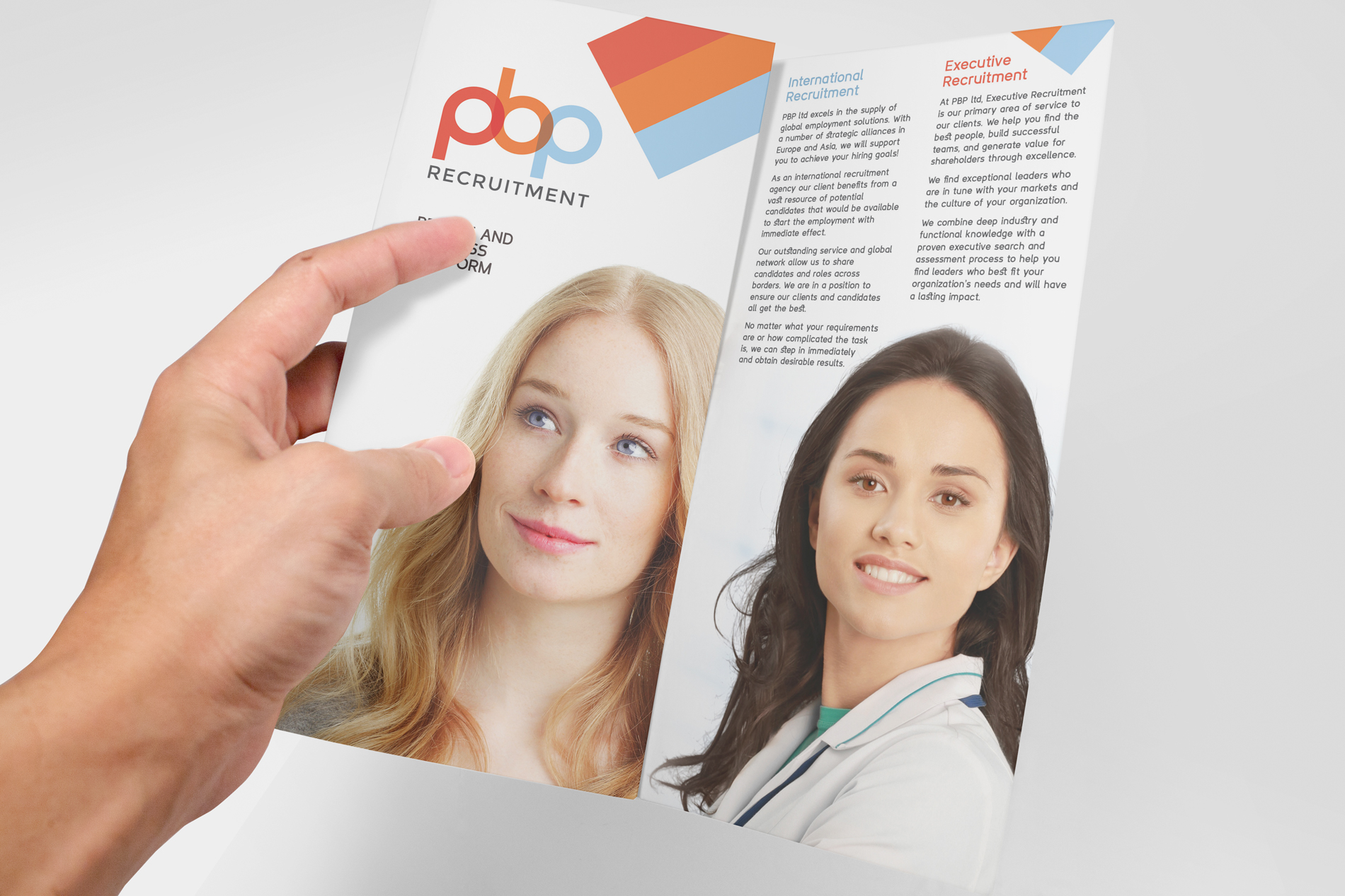 pbp recruitment brochure