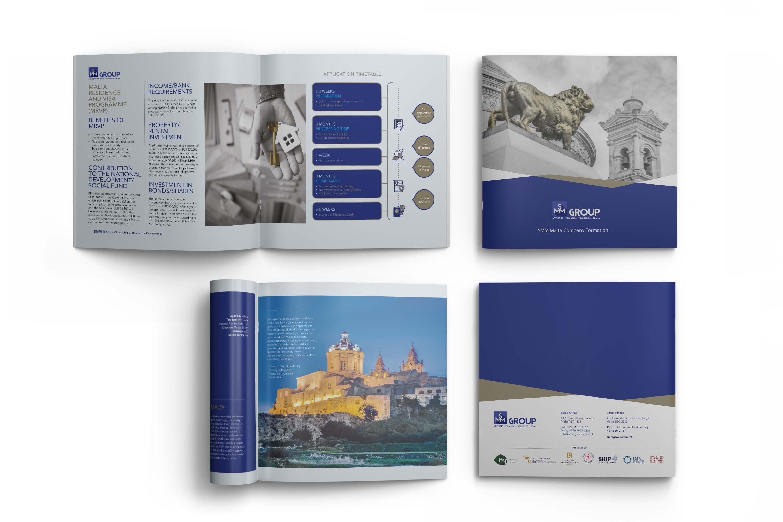 SMM Group brochure