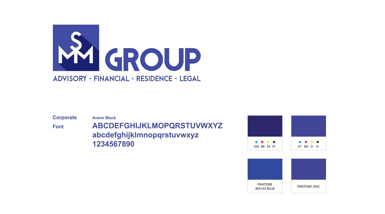 SMM Group logo