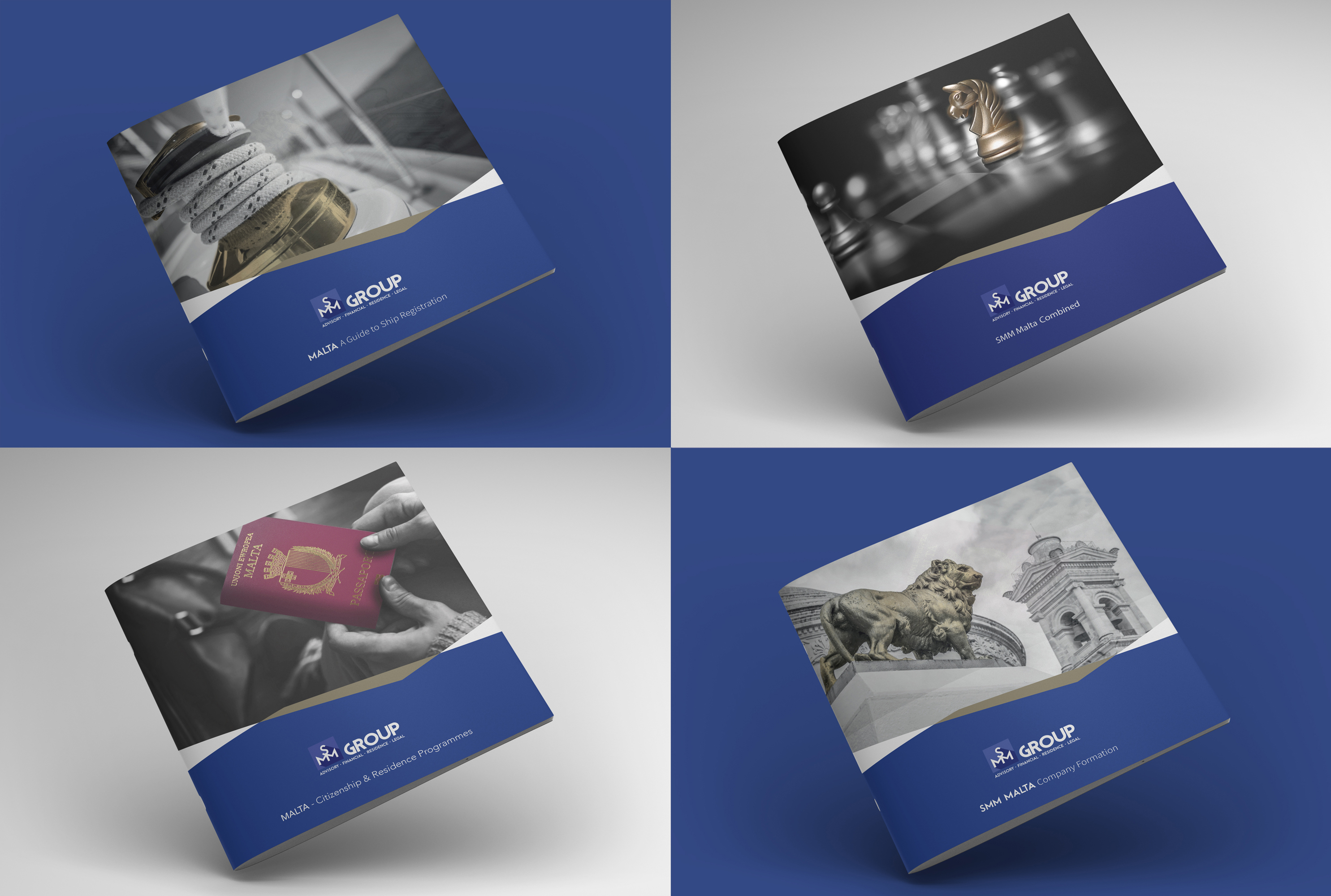 SMM Group brochures