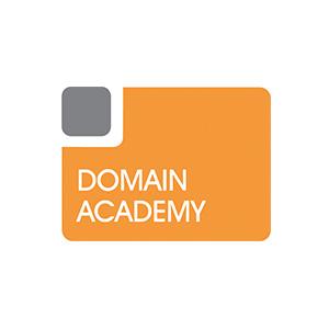 Domain academy logo