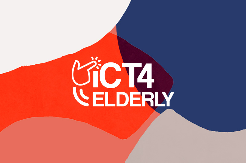 ICT4 Elderly logo