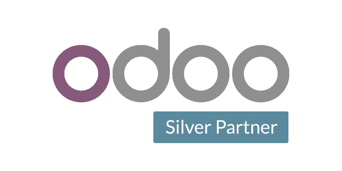 odoo silver partner badge